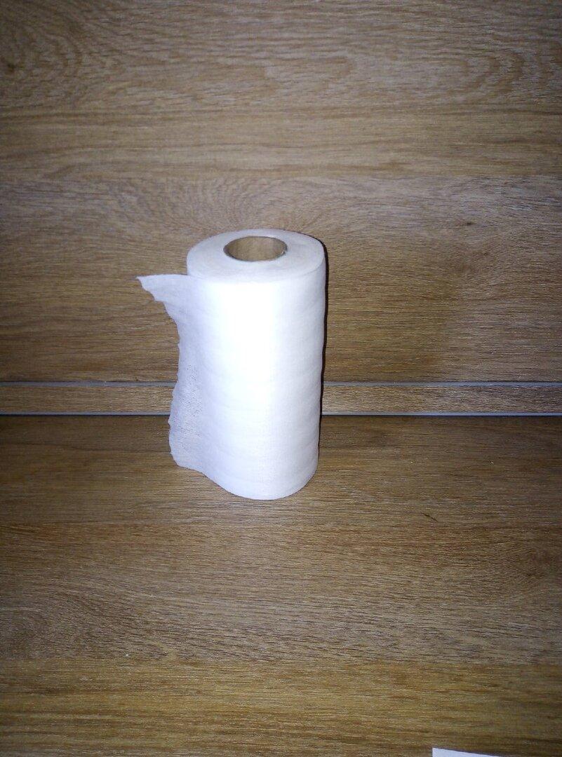 Подставка для бумажных кухонных полотенец - очень нужный предмет, но не такого же качества!