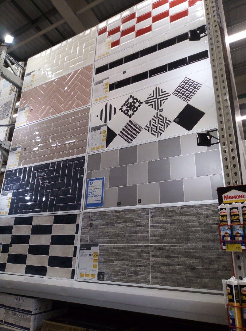 Мрачные и неприятные коллекции плитки и керамогранита в Кастораме – как в похоронном бюро