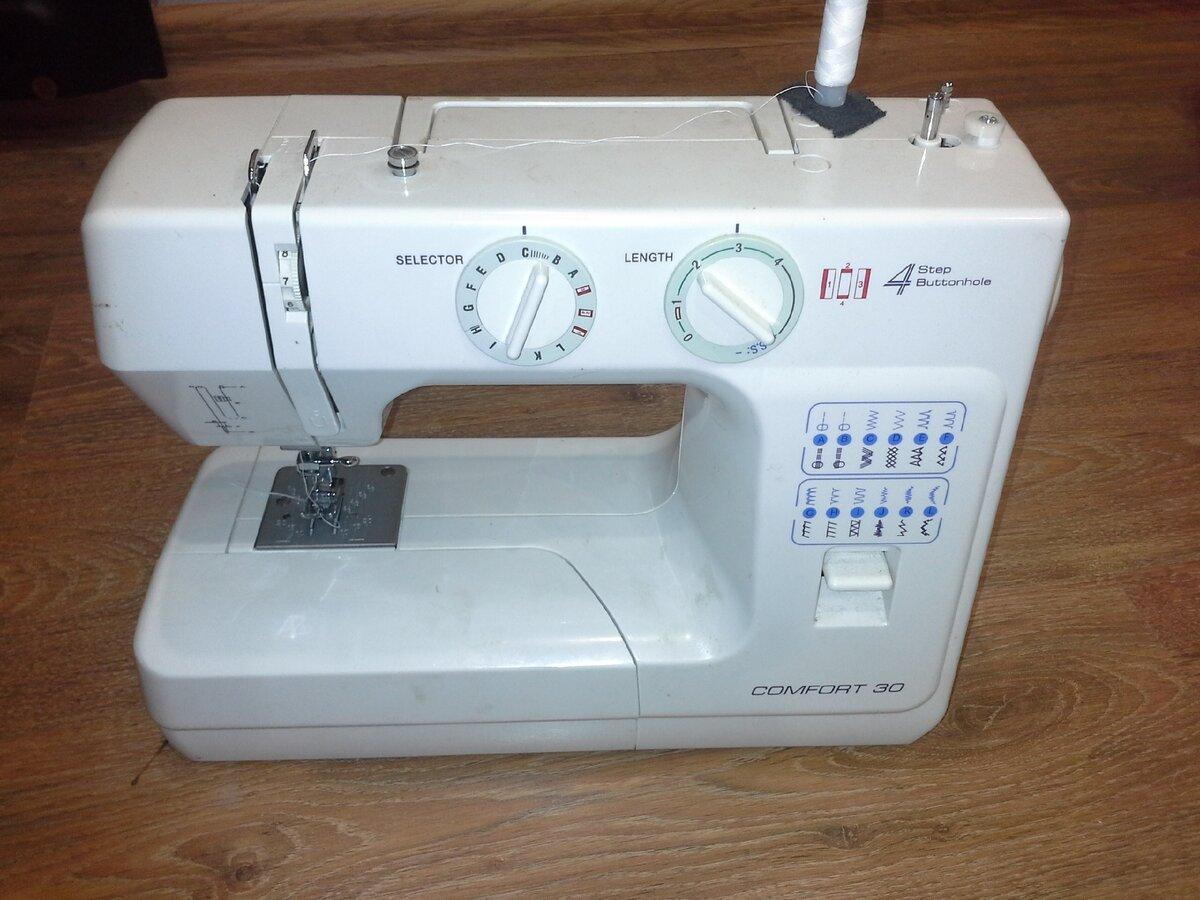 Электрическая швейная машина – очень капризная, стоит купить более надежную, а не как у меня